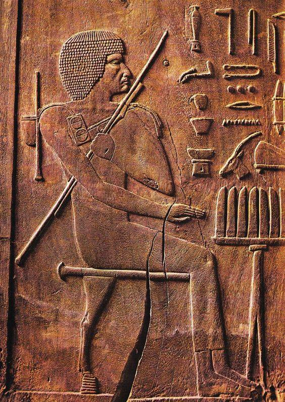 Physician and Scribe who lived during the Third dynasty of Egypt