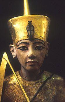 Tutankhamun's tomb contained 413 Ushabti figures