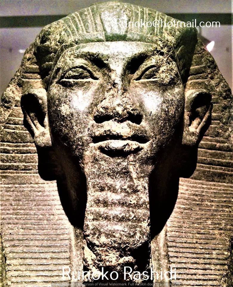 A 12th Dynasty king