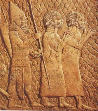 Jewish Captives from Lachish