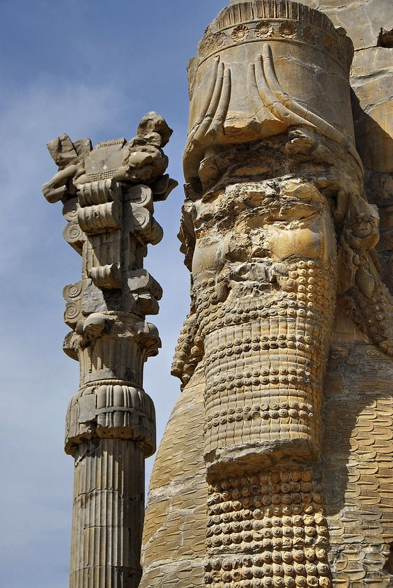 Persepolis, Iran … the city of the Persians
