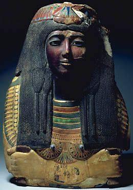 Mask of Ka-nefer-nefer