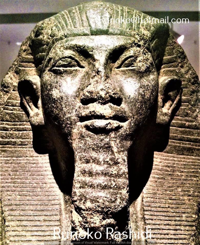 A 12th Dynasty king