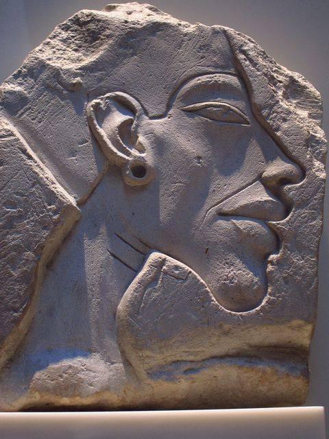 Relief Portrait of Akhenaten – Neues Museum, Berlin