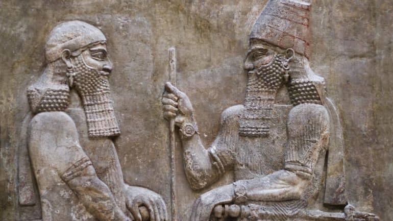 Who were the Sumerians
